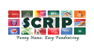 Heaven Sent Scrip is fundraising while you shop