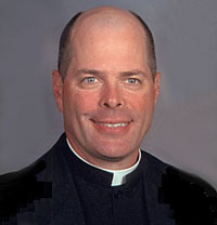 Welcome Father James Pallardy