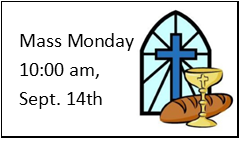 Join us for a special Mass in person or online!