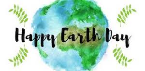 Earth Day: Wednesday, April 22